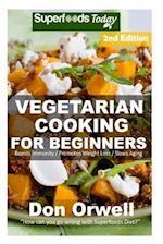 Vegetarian Cooking for Beginners