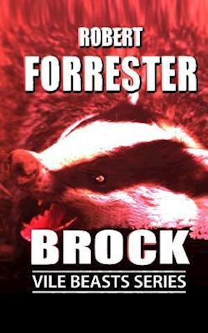 Bog, paperback Brock af Robert Forrester
