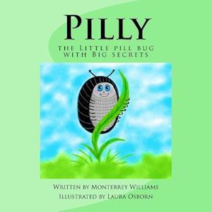Bog, paperback Pilly af Monterrey Williams