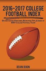 2016-2017 College Football Index