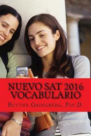 Nuevo SAT 2016 Vocabulario