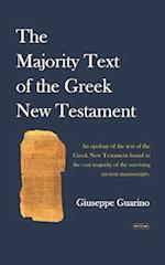 The Majority Text of the Greek New Testament