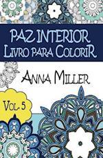 Paz Interior Livro Para Colorir