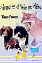 Adventures of Belle and Claire - Time Foxes