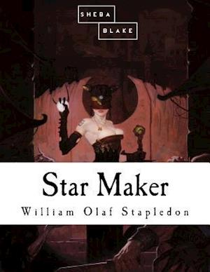 Bog, paperback Star Maker af William Olaf Stapledon