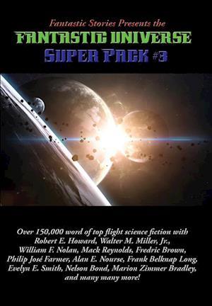Fantastic Stories Presents the Fantastic Universe Super Pack #3 af Marion Zimmer Bradley