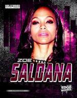 Zoe Saldana (Edge Books)