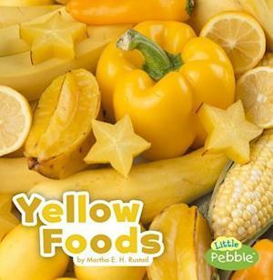 Bog, paperback Yellow Foods af Martha E. H. Rustad