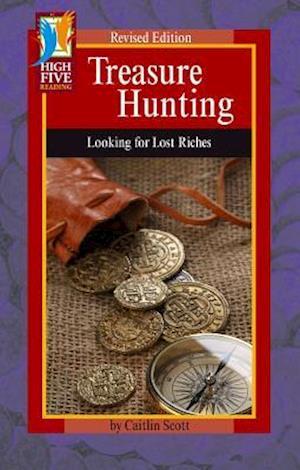 Bog, paperback Treasure Hunting af Caitlin Scott