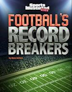 Football's Record Breakers (Sports Illustrated Kids Record Breakers)