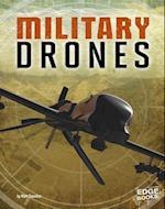 Military Drones (Edge Books)