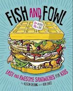 Fish and Fowl (Between the Bread)