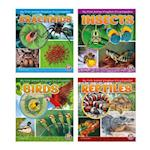 My First Animal Kingdom Encylopedias (My First Animal Kingdom Encyclopedias)