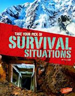 Take Your Pick of Survival Situations (Blazers)