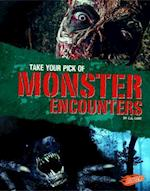 Take Your Pick of Monster Encounters (Take Your Equally Horrible Pick)