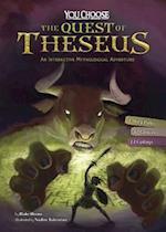 The Quest of Theseus (You Choose Ancient Greek Myths)