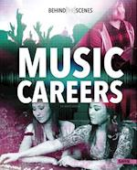 Behind-The-Scenes Music Careers (Behind the Glamour)