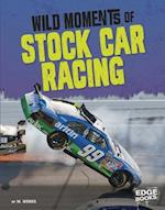 Wild Moments of Stock Car Racing (Wild Moments of Motorsports)