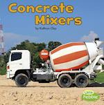 Concrete Mixers (Construction Vehicles at Work)