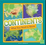 Continents (First Facts)