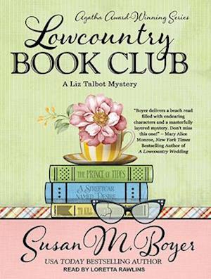 Lydbog, CD Lowcountry Book Club af Susan M. Boyer