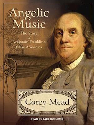 Lydbog, CD Angelic Music af Corey Mead