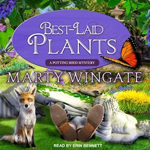 Lydbog, CD Best-Laid Plants af Marty Wingate
