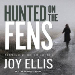 Lydbog, CD Hunted on the Fens af Joy Ellis