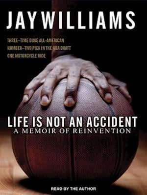 Lydbog, CD Life Is Not an Accident af Jay Williams