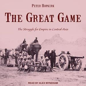 Lydbog, CD The Great Game af Peter Hopkirk