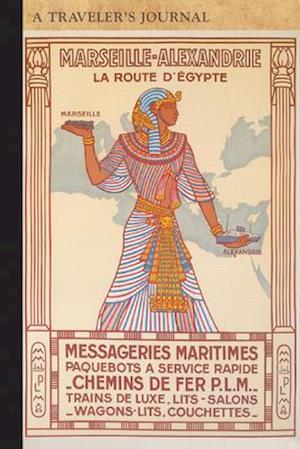 Bog, paperback Marseille Alexandrie La Route D'Egypte af Applewood Books