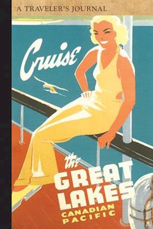 Bog, paperback Cruise the Great Lakes af Applewood Books