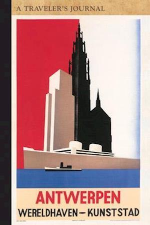 Bog, paperback Antwerpen af Applewood Books