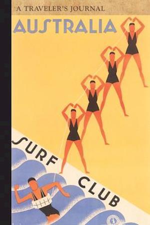 Bog, paperback Australia Surf Club af Applewood Books