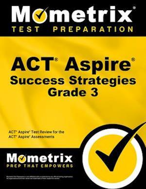 Bog, paperback ACT Aspire Grade 3 Success Strategies Study Guide