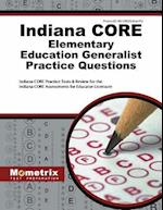 Indiana Core Elementary Education Generalist Practice Questions