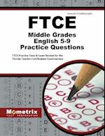 Ftce Middle Grades English 5-9 Practice Questions
