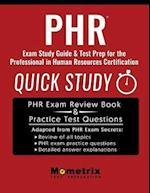 Phr Exam Study Guide & Test Prep