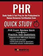 Phr Study Guide & Test Prep