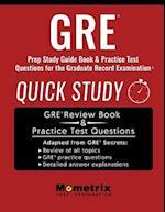 GRE Prep Study Guide