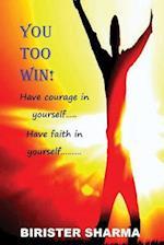 You Too Win! af Birister Sharma