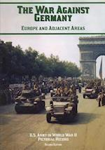 The War Against Germany af Kenneth E. Hunter