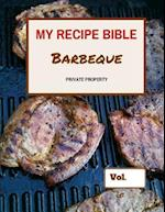 My Recipe Bible - Barbeque
