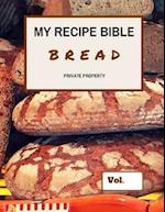 My Recipe Bible - Bread