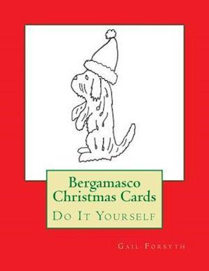 Bergamasco Christmas Cards