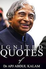 Ignited Quotes of Dr Apj Abdul Kalam