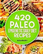 The Paleo Epigenetic Cook Book af Beran Parry