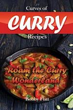 Curves of Curry Recipes