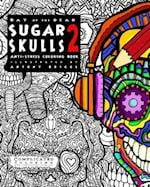 Day of the Dead - Sugar Skulls 2 af Complicated Coloring