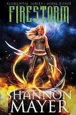 Firestorm af Shannon Mayer